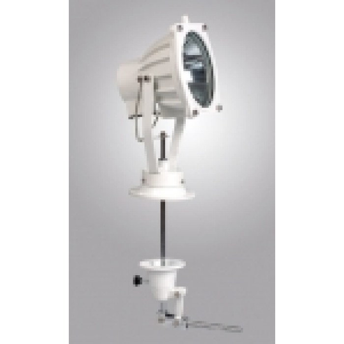 Waterproof projector with TG9 tel
