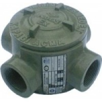 Explosion-proof junction box