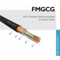 Navy type rubber cable armed FMGCG control