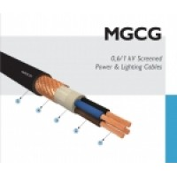 Navy type rubber cable reinforced MGG