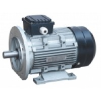 Motor with legs