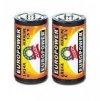 Alkaline batteries LR14
