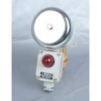 Bell with indicator light