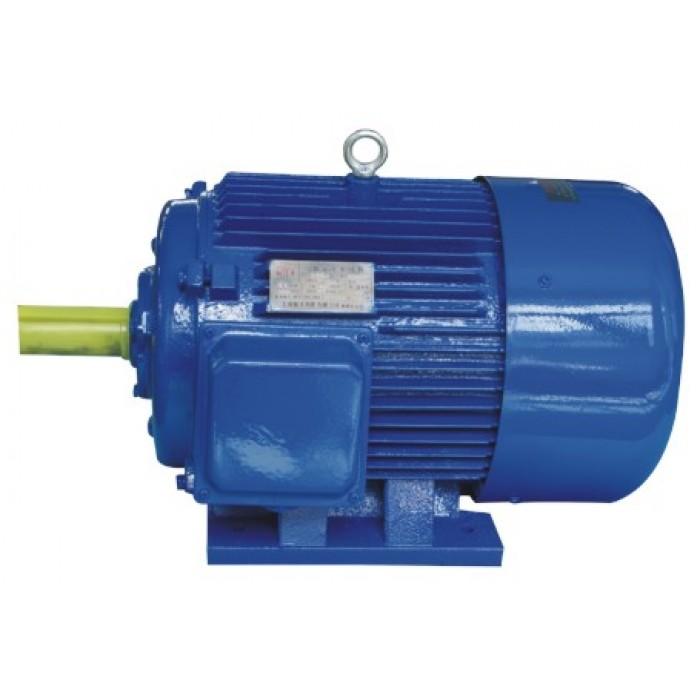 Electric motor 0,75kW (1 hp) - 3.000 RPM - B3 (base mounting) - 2 Pole